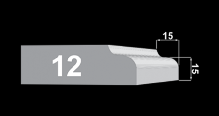 Edge Profile 12
