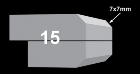 Edge Profile 15